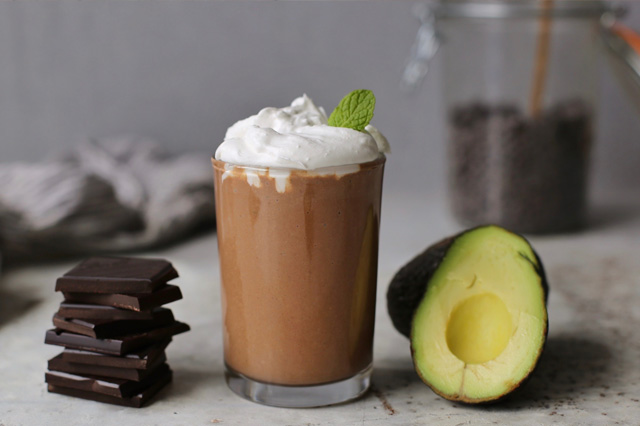 Chocolate-Avocado-Shake