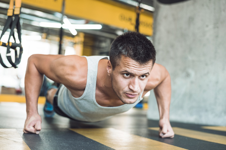 Increase Heart Health with a Healthy Dose of Pushups