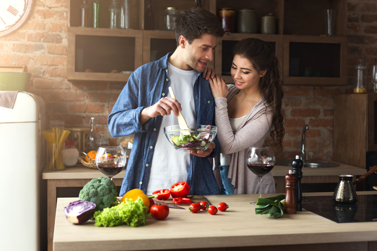 Healthy Food Equals Happier People – Research