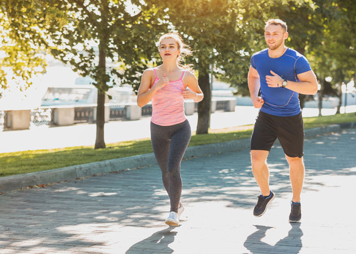 Jogging – Fitness, the Light and Healthy Way