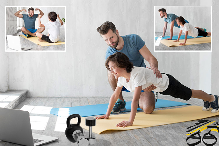 Connected Fitness Solutions for Safe and Engaging Workouts