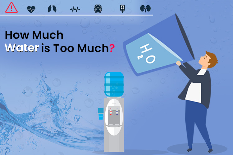 How Much Water is Too Much? 7 Side Effects of Overhydration!