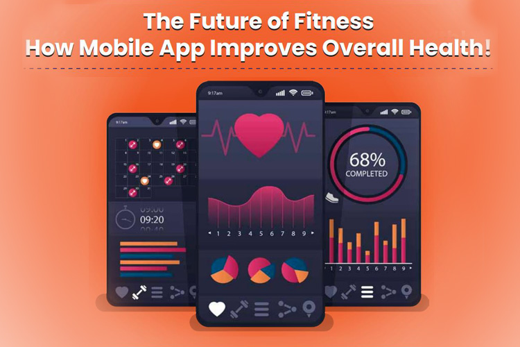 Infographic – The Future of Fitness: How Mobile Apps Improve Overall Health!