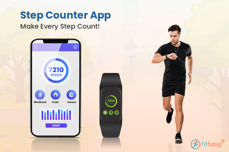 Step Counter App: Make Every Step Count!