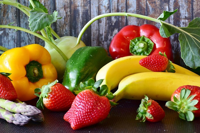 Fruits, Veggies To Overcome Sugar