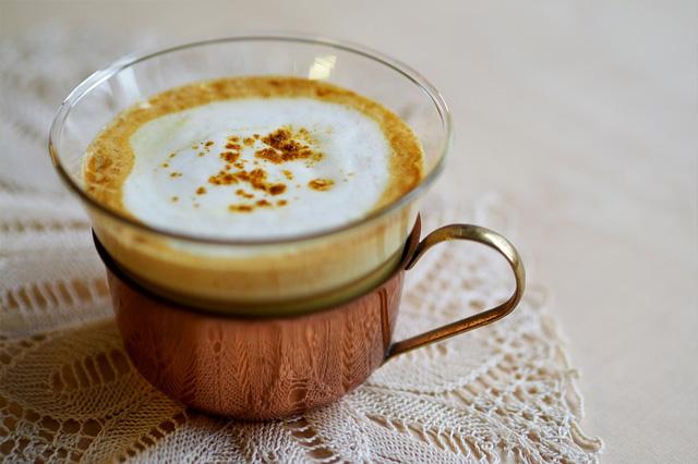 Milk with Turmeric