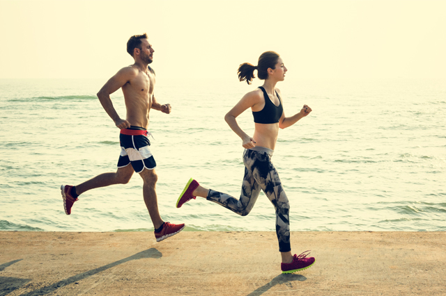 Jogging Impacts Our Health