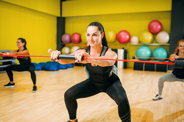 Not Doing Aerobic Exercises
