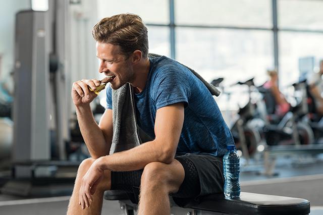 Workouts Minus Snacks