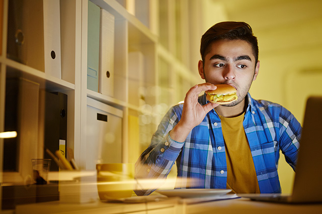 Correcting Eating Behaviors